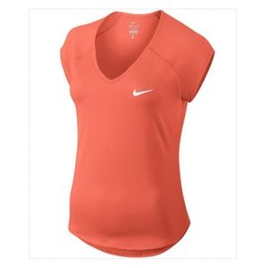 Nike DriFit Tennis/Athletic Shirt (Court Pure Top)
